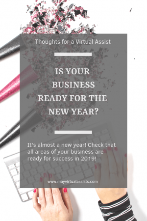 is your business ready for the new year pin